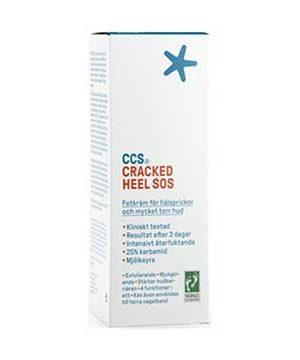 Fotkräm mot hälsprickor CCS Cracked Heel