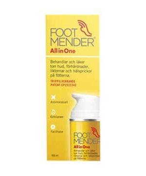 Oparfymerad Fotkräm FootMender