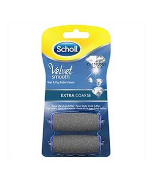 Scholl Velvet Smooth Refill Extra Grov