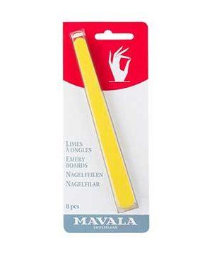 Bra och billiga nagelfilar från Mavala hittar du på fotvårdsprodukter.se