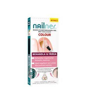 Nailner Colour Nagelvampbehandling vid nagelsvamp