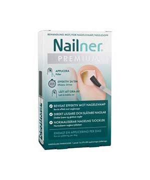 Nailner Premium Snabb verkande behandling mot nagelsvamp